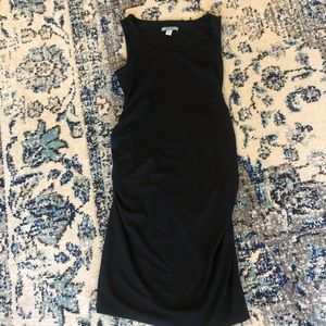Old Navy maternity scoop neck bodycon dress XS